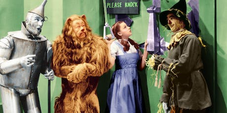 35mm screening of THE WIZARD OF OZ tickets