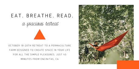 Eat. Breathe. Read. tickets