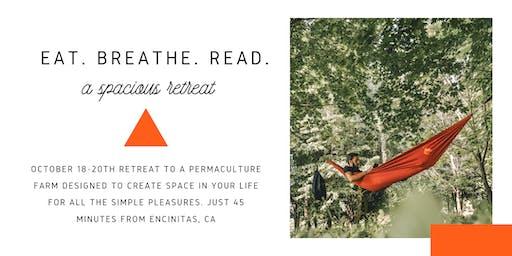 Eat. Breathe. Read.
