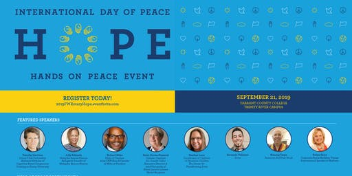 2019 Rotary Hands on Peace Event