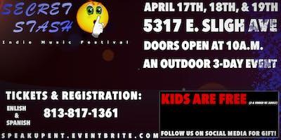 Secret Stash Indie Music Festival