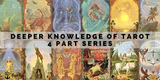 Deeper Knowledge of Tarot Series