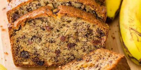 Better-For-You Banana Bread tickets
