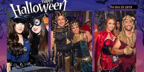 Sapphire Halloween Costume Party tickets