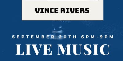 Vince Rivers at Victor Social Club