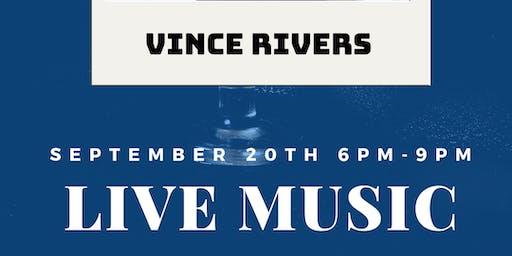 Vince Rivers at Victor Social Club
