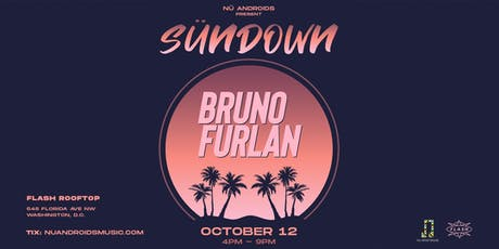 SünDown feat.  Bruno Furlan at Flash Rooftop tickets