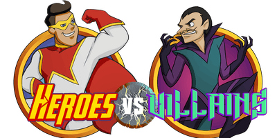 Heroes Vs Villains II: the return