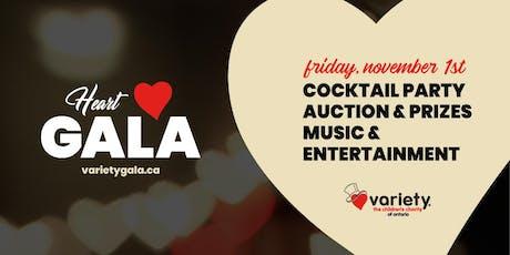 Variety Heart Gala 2019 tickets