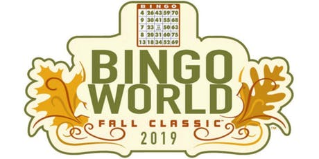 Bingo World Fall Classic tickets