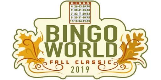 Bingo World Fall Classic