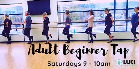 Beginner Series Tap [Sept] tickets