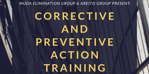 Corrective And Preventive Action (CAPA) Training