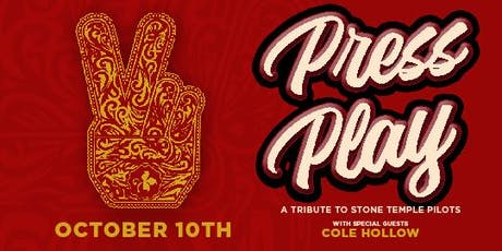 Press Play: A Tribute to Stone Temple Pilots tickets
