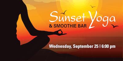 Sunset Yoga & Smoothie Bar