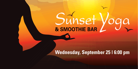 Sunset Yoga & Smoothie Bar tickets
