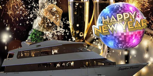 Sapphire Yacht New Years Party