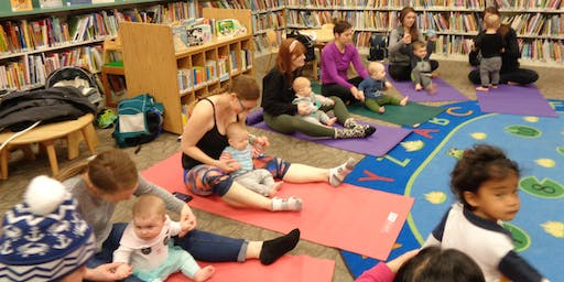Preschool Yoga at Eclectic Soul Yoga