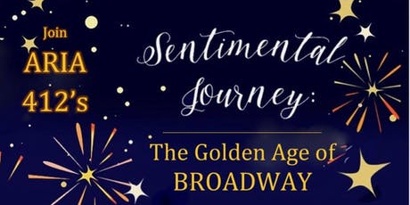 Sentimental Journey - The Golden Age of Broadway tickets