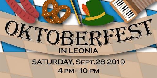 20th Annual Leonia Oktoberfest