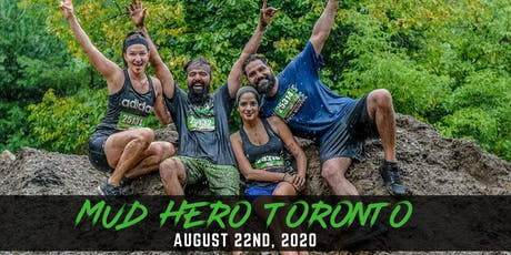 Mud Hero - Toronto tickets