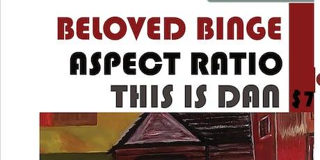 Beloved Binge Record Release Show tickets