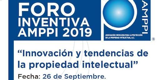 Foro Inventiva AMPPI 2019