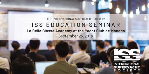 ISS Education Seminar in Monaco