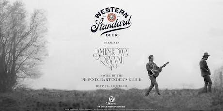 Western Standard Beer & The USBG-PHX Presents: Jamestown Revival tickets