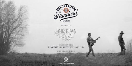Western Standard Beer & The USBG-PHX Presents: Jamestown Revival