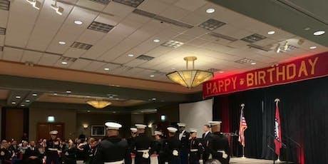 CNATT Det Little Rock 244th Marine Corps Birthday Ball tickets
