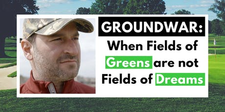 Dangers of Pesticides: When Fields of Greens are not Fields of Dreams tickets