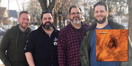"""JC Sanford Quartet - """"Keratoconus"""" Album Release tickets"""