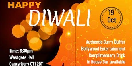 Celebrate Diwali (Festival of Lights)  tickets
