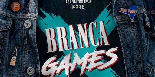 NEW YORK CITY BRANCA GAMES