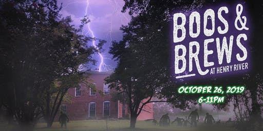 Boos & Brews at Henry River Mill Village (October 26, 2019)