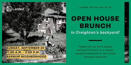 COLORADO: Open House Brunch in Creighton's Backyard