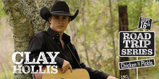 Clay Hollis: Road Trip Series