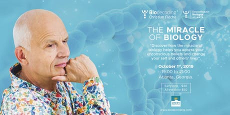 The Miracle of Biology tickets