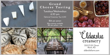 Grand Cheese (and Wine) Tasting tickets