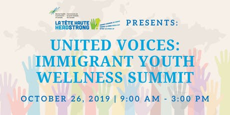 United Voices: Immigrant Youth Wellness Summit tickets