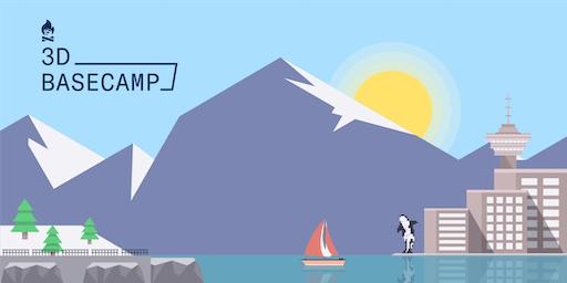 SketchUp 3D Basecamp 2020