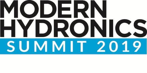 Modern Hydronics Summit 2019 - Exhibitors