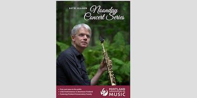 Noonday Concert Series: Erin Chenard & Christine Letcher