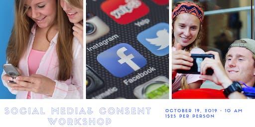 Social Media & Consent Teen Workshop