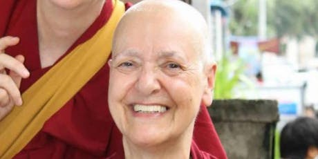 """Discovering Buddhism: """"The Spiritual Teacher"""" with Ven. Gyalten Palmo tickets"""
