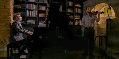 Concerto Clássico e Rock com Pavel Kazarian e Gabriel Vieira