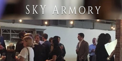 Salt City Business Network at SKY Armory November 7th