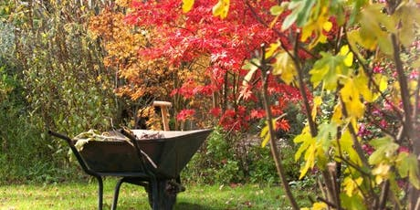 Preparing Your Garden for Fall and Winter tickets