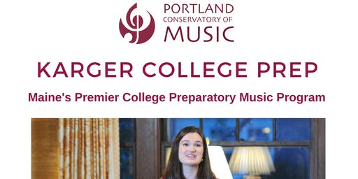 Karger College Prep Auditions